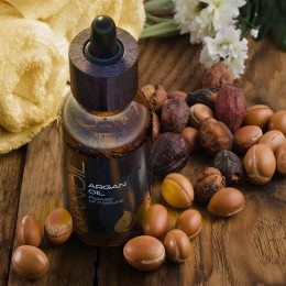 Linseed oil's most serious rival: Nanoil Argan Oil